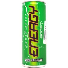 Energy Boost Power Drink, Italy, 2009