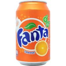 Fanta orange, Sweden, 2009