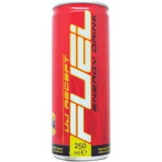 Fuel Energy Drink, Hungary, 2010