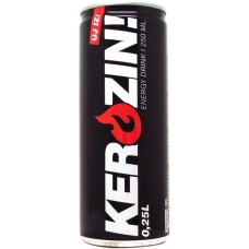 Kerozin Energy Drink, Hungary, United Kingdom, Germany, Slovakia, Romania, 2010