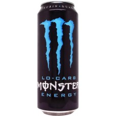 Monster Energy Lo-Carb, Denmark, 2012