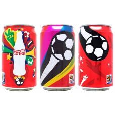 Complete set Coca-Cola FIFA World Cup 2010, Thailand