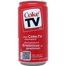 Coke.TV, Germany, 2015