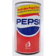 "Pepsi ""Mach den Pepsi Test"" from Germany 1985"