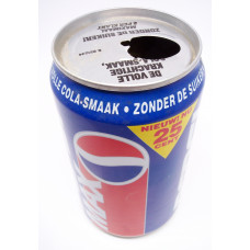 Pepsi Max, Netherlands, 1993