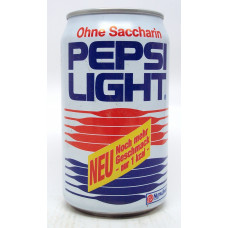 Pepsi light, Germany, 1991 Neu