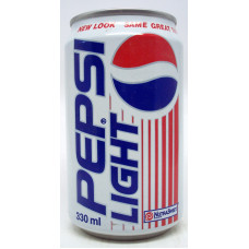Pepsi light, Germany, 1992