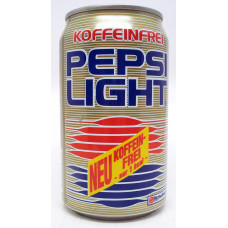 Pepsi light koffeinfrei, Germany, 1991